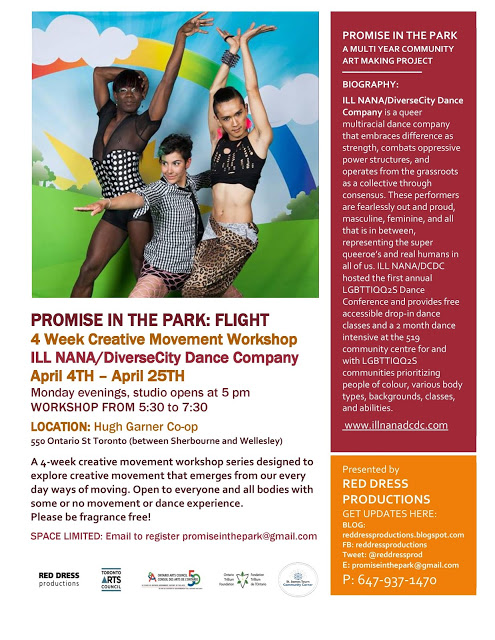 promise in the park 2016