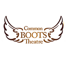 Common Boots Theatre logo