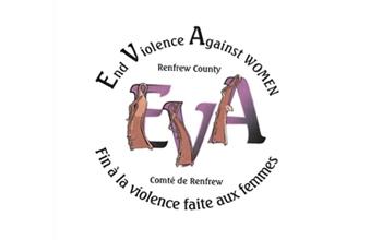 EVA: End Violence Against Women logo