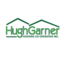 Hugh Garner Housing Co-operative logo