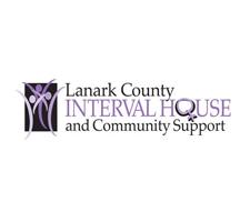 Lanark County Interval House logo