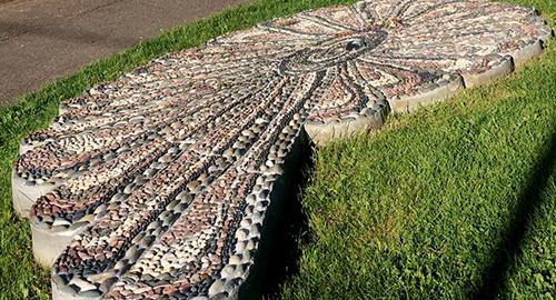 Centennial Park mosaic