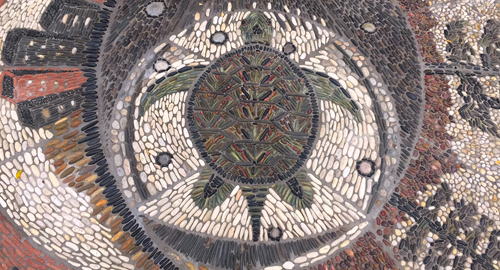 Milestone mosaic