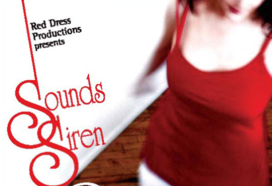 Sounds Siren Red poster