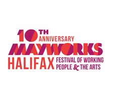 Mayworks Halifax logo